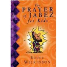 Prayer of Jabez for Kids - English (BPOJT 014)